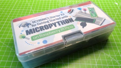 Uctronics Raspberry Pi Pico Starter Kit