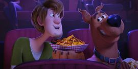 Why Taking On The Role Of Shaggy In Scoob! Was 'Very Stressful' For Will Forte