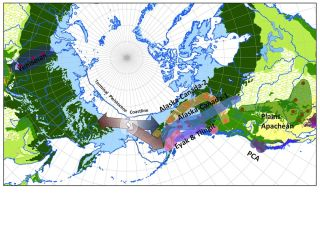 bering strait geography during pleistocene
