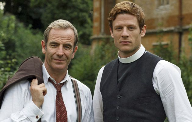 robson green, james norton