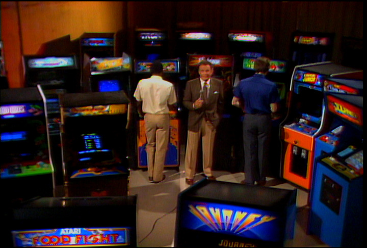 Starcade The Cheesy 80s Arcade Game Show Is Getting Its Own Twitch Marathon