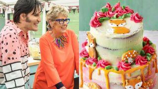 watch great British bake off online free