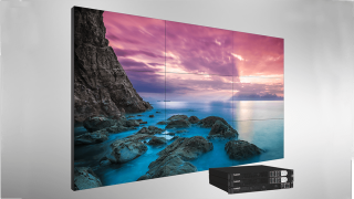 Planar and Leyard Expand Clarity Matrix Line With Extreme Narrow-Bezel Models