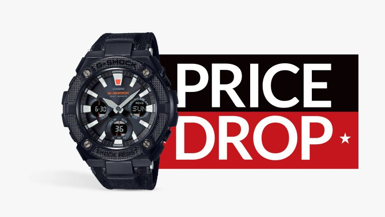 Boxing Day Sales: A durable G-Shock for half price at John Lewis
