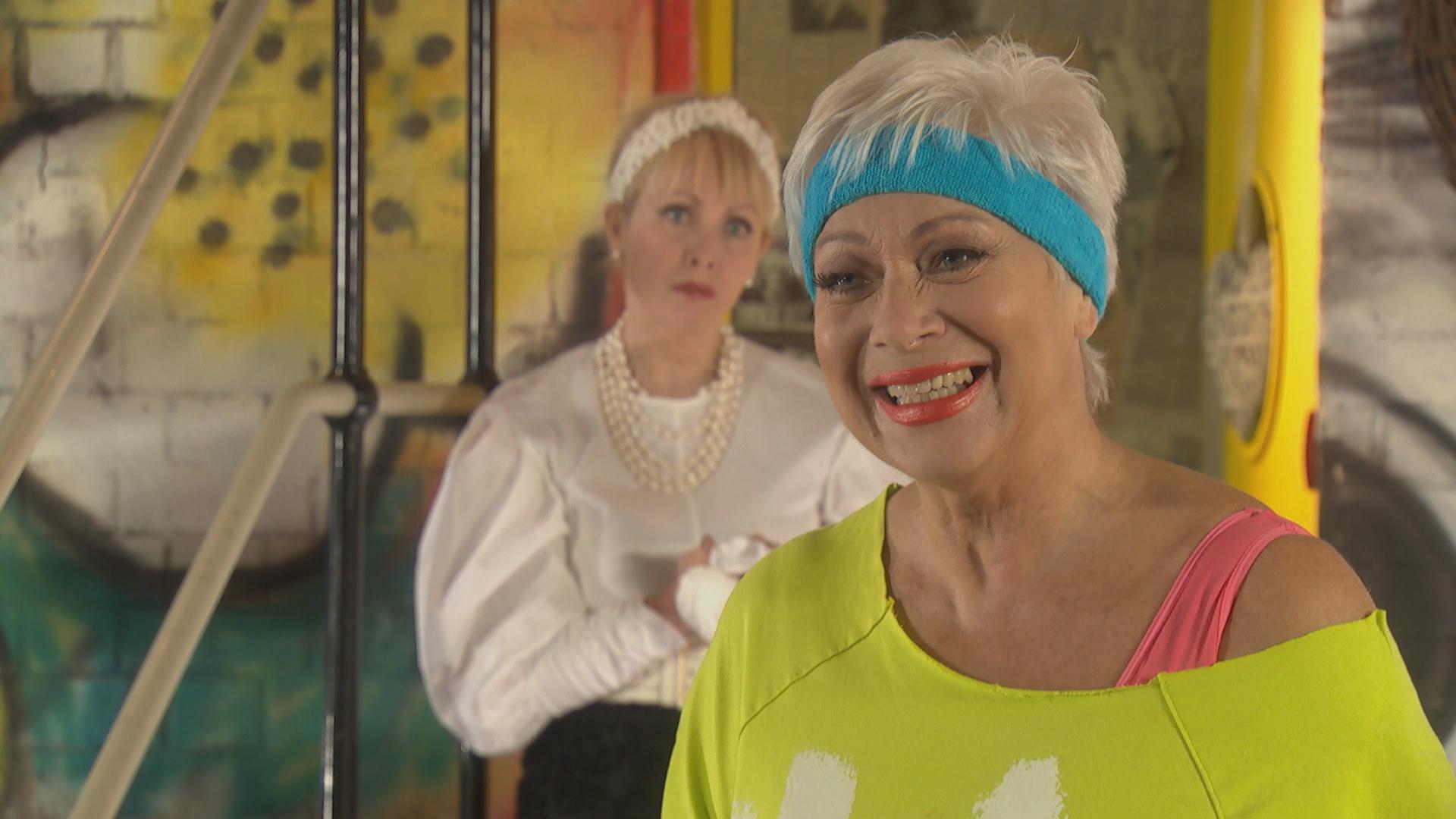 Trish Minniver en Hollyoaks