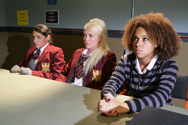 Anita, Theresa and Lauren's plot backfires