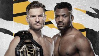Watch UFC 260 live stream