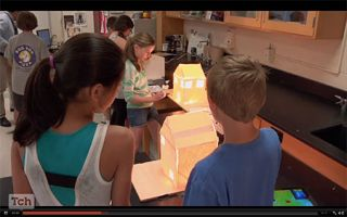 From the Classroom: Best Tech Practice Video of the Week - The Heat Loss Project