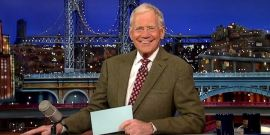 That Time David Letterman Accidentally Smoked Animal Tranquilizer