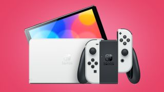 Nintendo Switch OLED preview