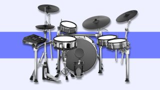 Best electronic drum sets 2019: Roland TD-50 KVX