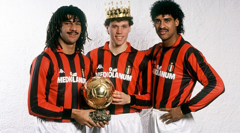 Milan '88: The inside story of Sacchi's all-conquering kings, as told by  them   FourFourTwo