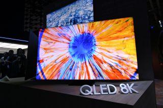 Samsung QLED TV Mini LED