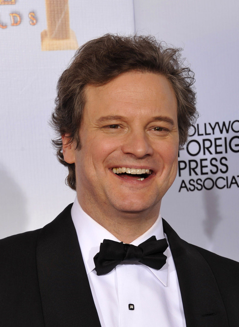 Colin Firth: The English gent is a myth