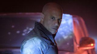Vin Diesel as Ray Garrison in Bloodshot.