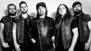 A promo picture of Phil Campbell And The Bastard Sons