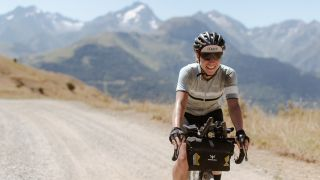 Fiona Kolbinger is the first female winner of Europe's Transcontinental Race
