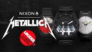 Metallica watches