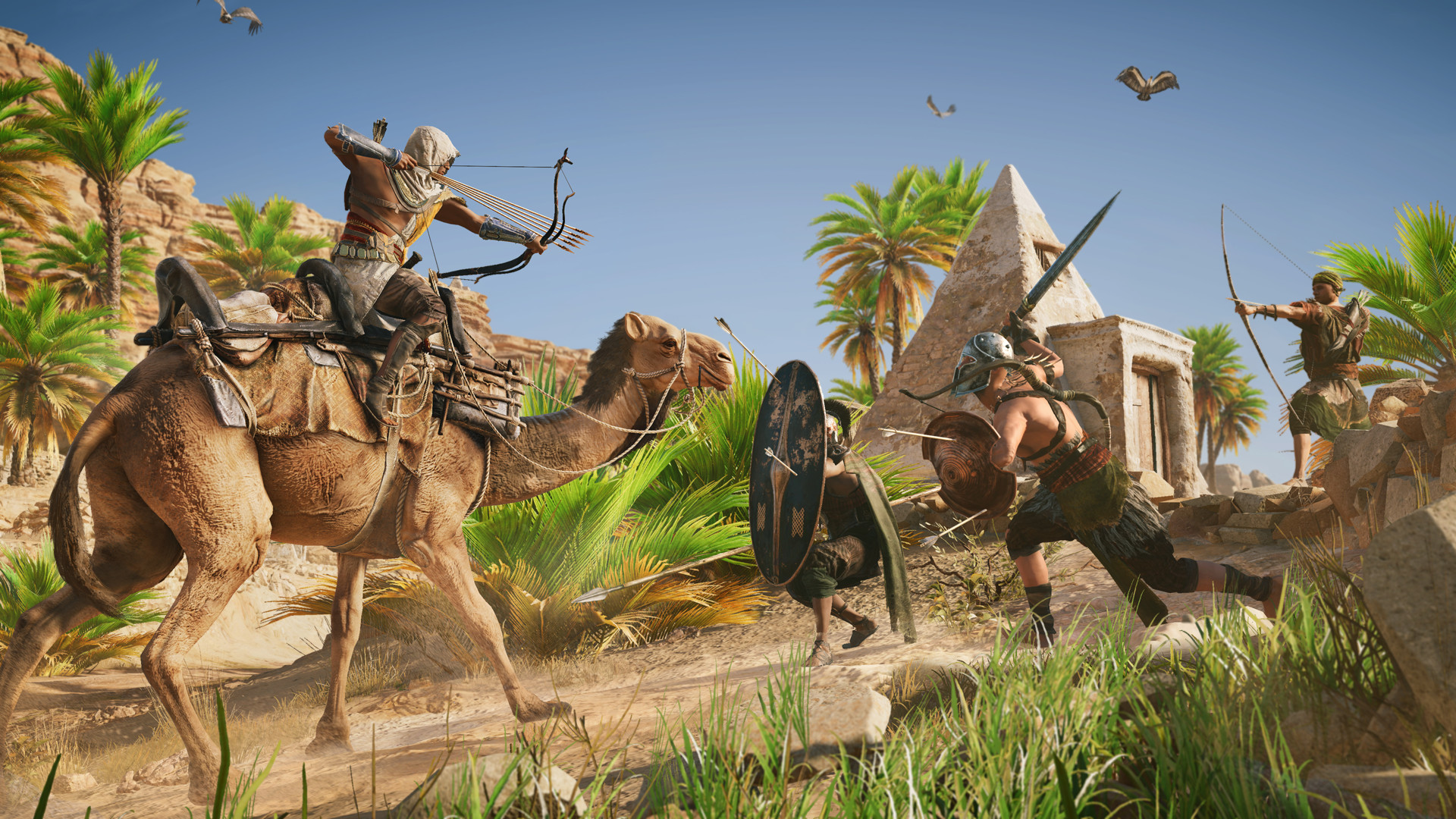 Loot Is One Of The Best Additions In Assassin S Creed Origins