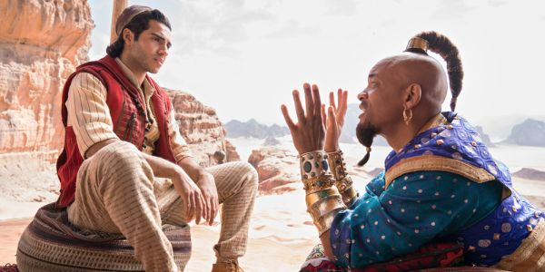 Aladdin Has Screened, See What People Are Saying