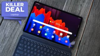 Samsung Galaxy Tab S7 price drop