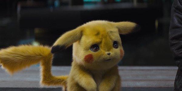 Ryan Reynolds' Pikachu