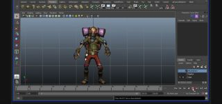 Animation software interface