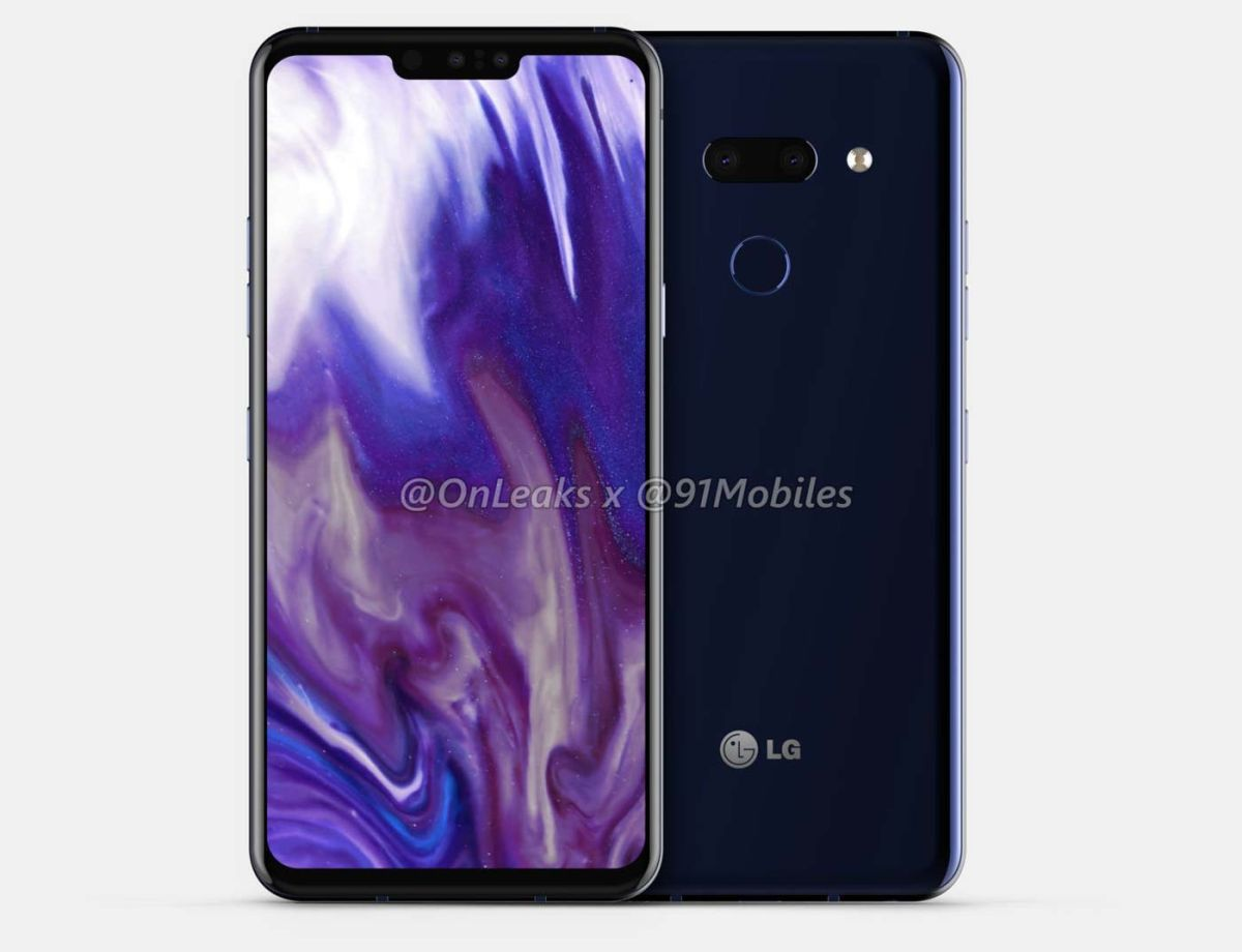 LG G8 Rumors: Specs, Features, Release Date and More | Tom's Guide