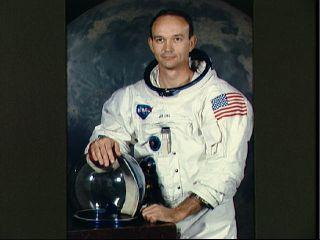 Michael Collins, Apollo 11 Command Module Pilot | Space
