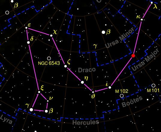 Constellations of the Night Sky: Famous Star Patterns