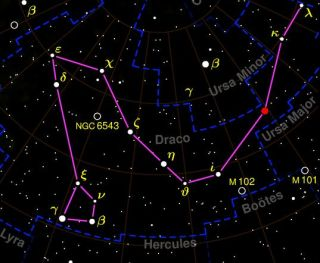 Draco Constellation: Facts About the Dragon | Space
