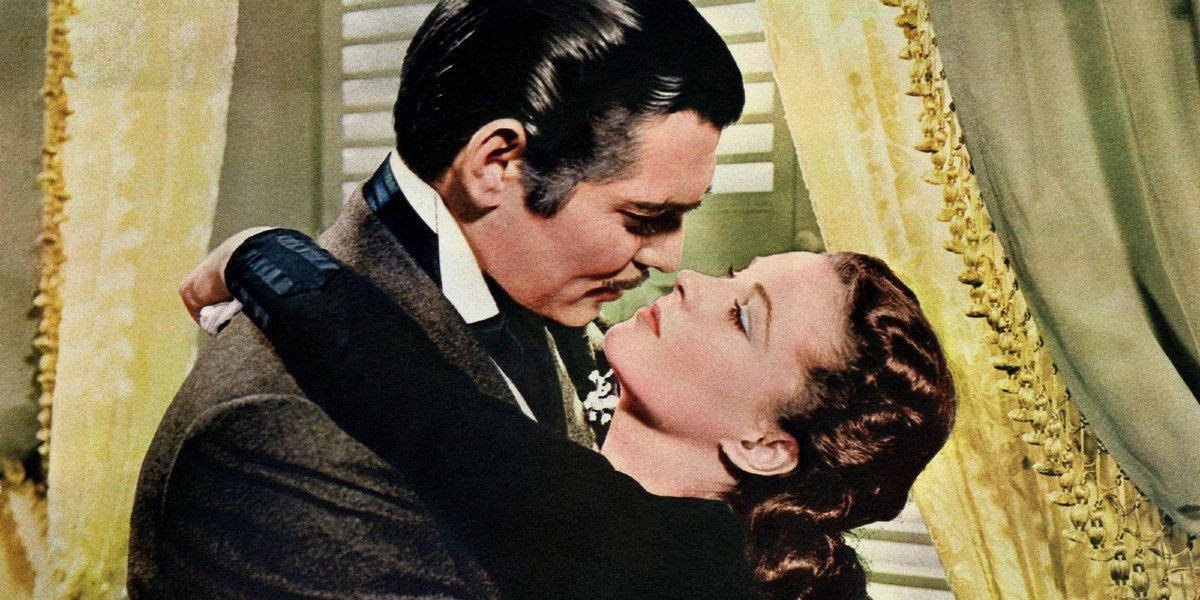 Clark Gable, Vivien Leigh - Gone with the Wind