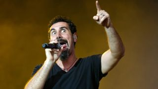 A picture of System Of A Down's Serj Tankian