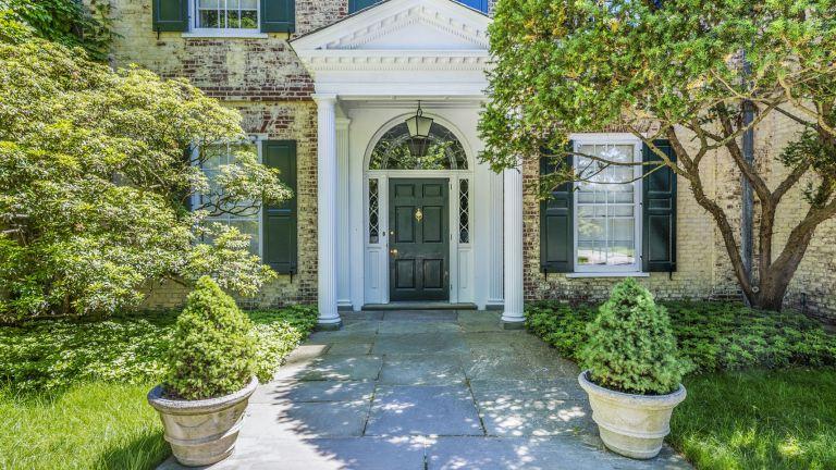 Abby Rockefeller' house in Long Island