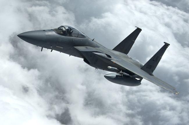 هواپیماهای مافوق صوت | F-15 Eagle