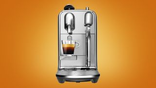 Nespresso Creatista Plus by Sage coffee machine deal amazon prime day 2019