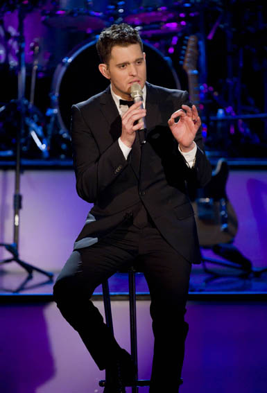 What the stars think of Michael Buble...