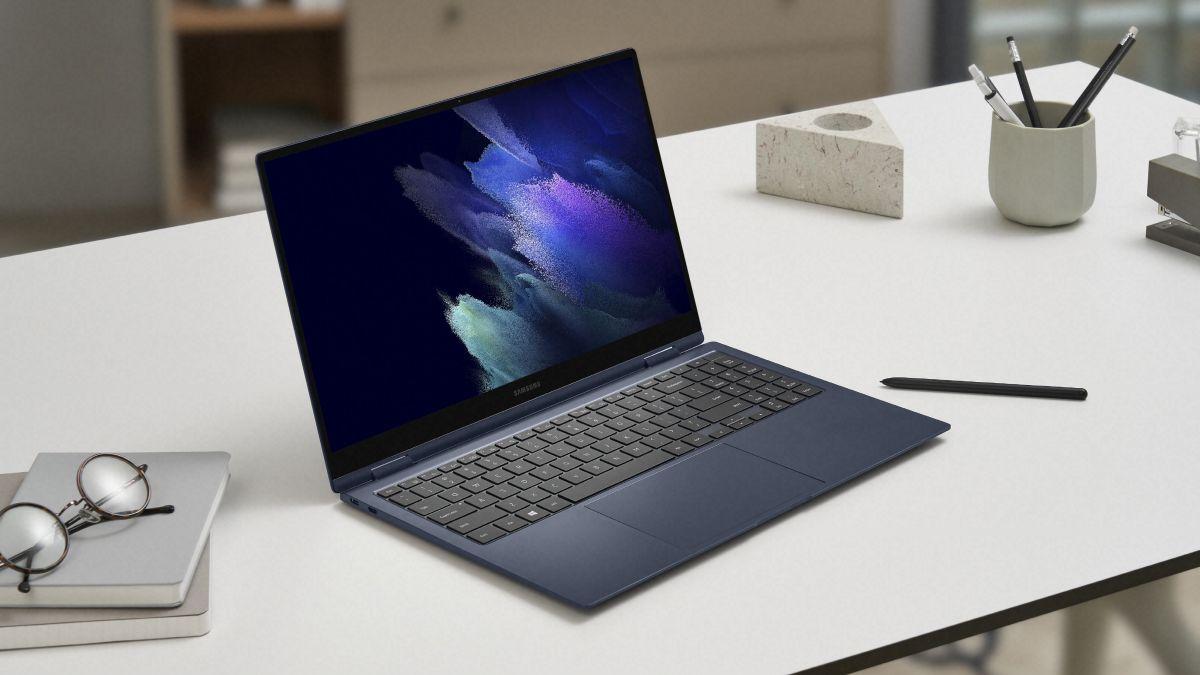 Samsung presenterar kraftfulla nya laptops vid sitt Galaxy Unpacked-evenemang
