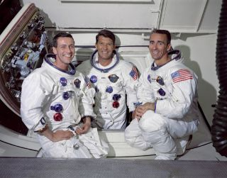 space history, Apollo 7, NASA
