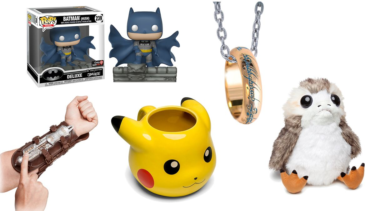50% off everything at ThinkGeek (because it's shutting down)