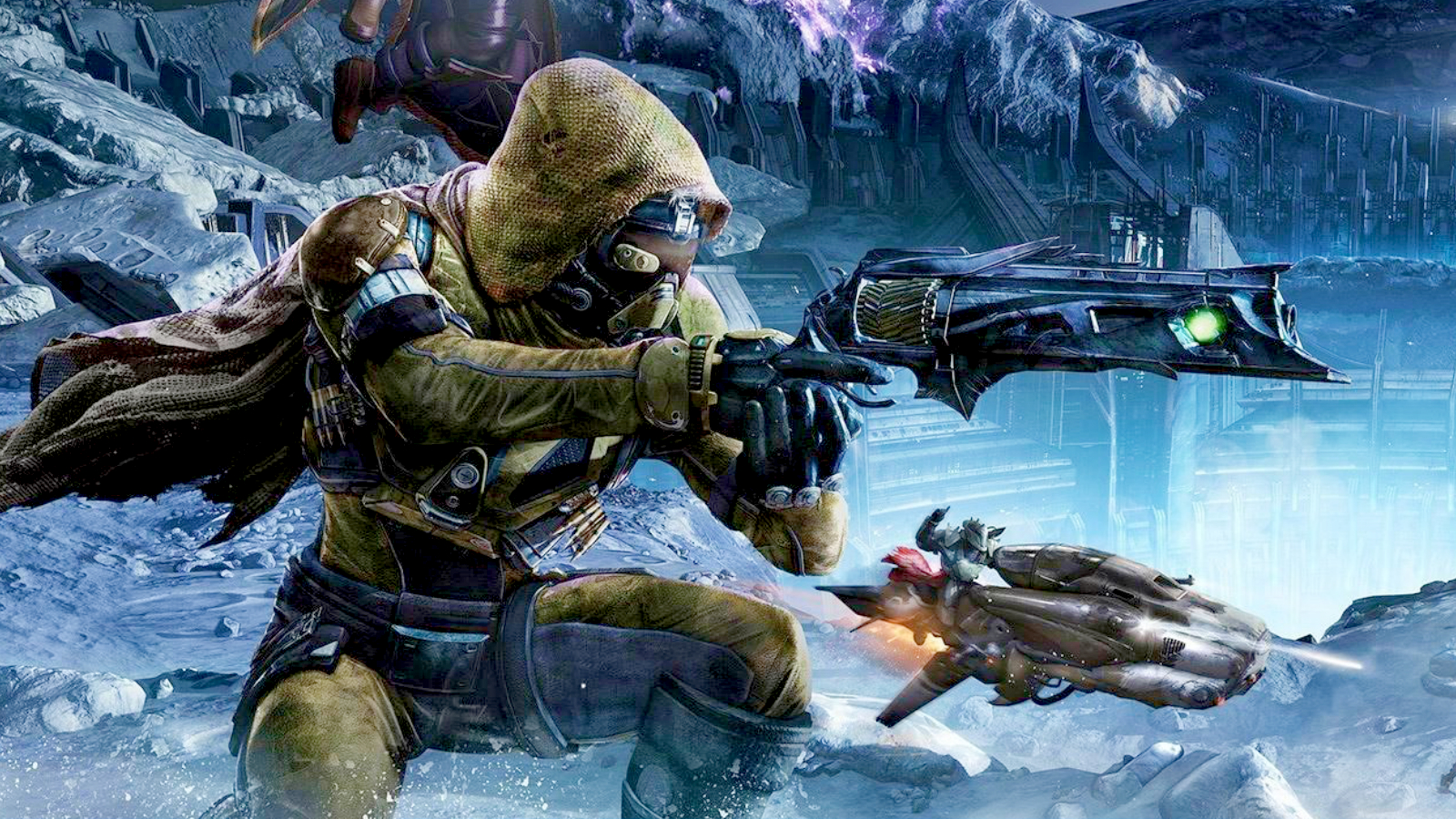 Meet Destiny's Sherpas, the high-level players dedicated to