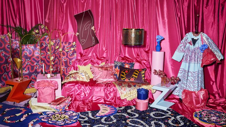 Collection by KARISMATISK, Dame Zandra Rhodes and IKEA
