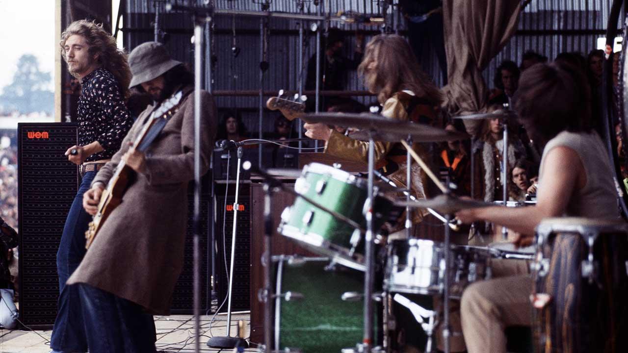 Led Zeppelin at the Bath Festival, 1970: the full story | Louder