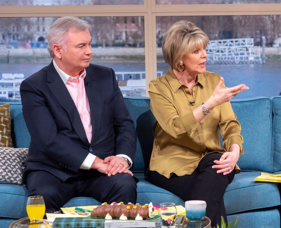 Ruth Langsford's chic M&S blouse has divided viewers – for this unexpected reason