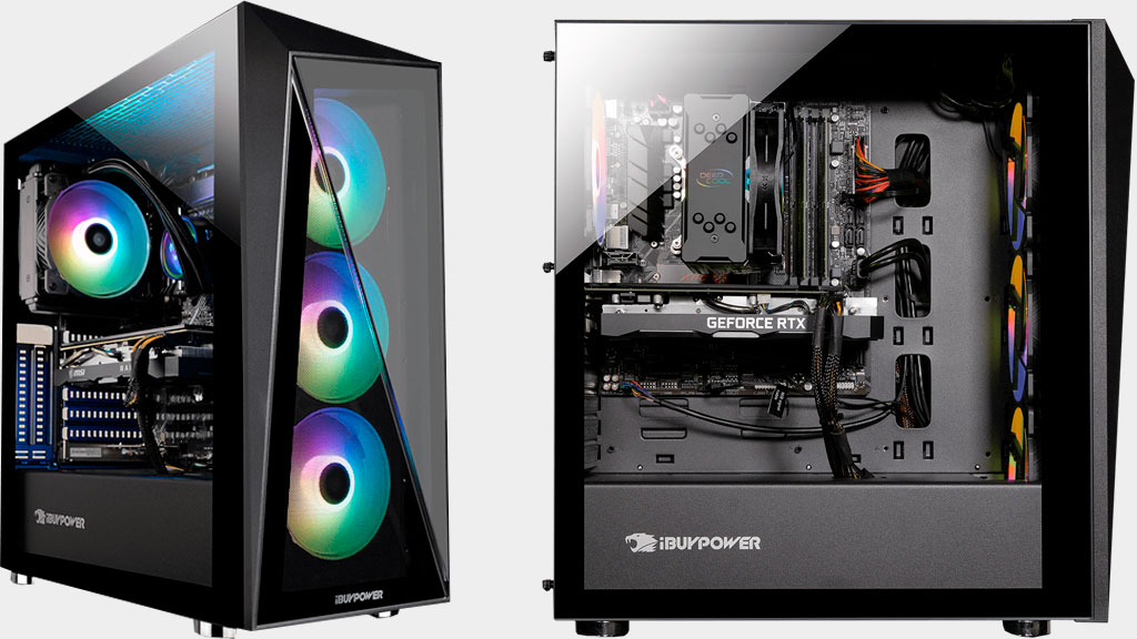 There are still deals to be had on gaming PCs, like this $1,515 AMD Ryzen machine with an RTX 3070