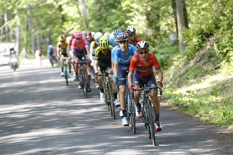 Domenico Pozzovivo injured after collision with car in training ride