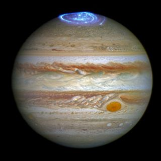 jupiter image fromHubble