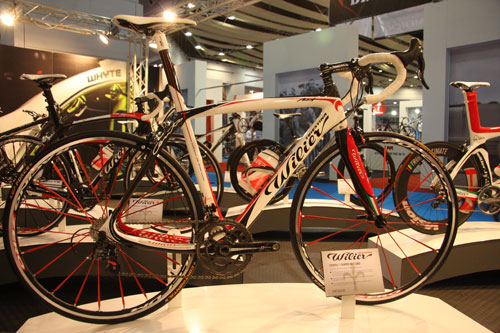 Wilier Cento 1 Super Record, Cycle Show 2009