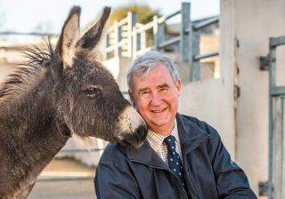 Peter Wright The Yorkshire Vet's Donkey Day Out