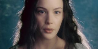 Liv Tyler in The Lord of the Rings: The Fellowship of the Ring